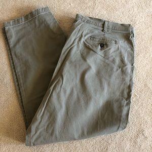Lee 24W Women's Grey Khakis